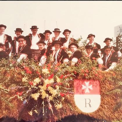 Jodlerfest Schötz 1977