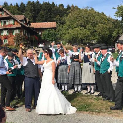 Hochzeits Apero