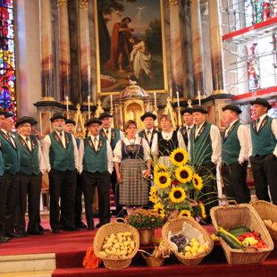 Erntedank 2015 Katholische Kirche Reiden