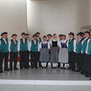 Jodlerfest Sarnen 2015