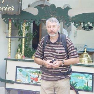 Alfred, unser Reiseleiter