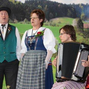 Zentralschweizerischen Jodlerfest Dagmersellen 2009